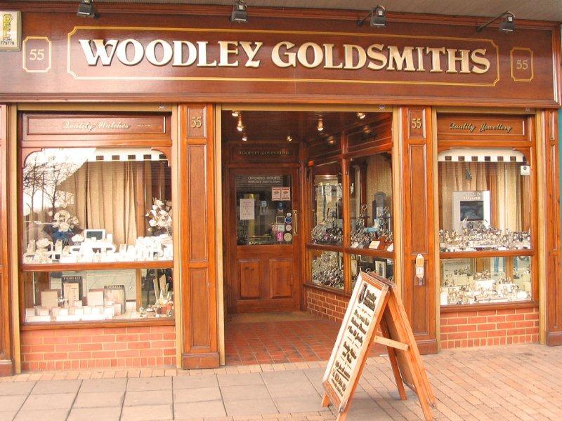 Woodley Goldsmith